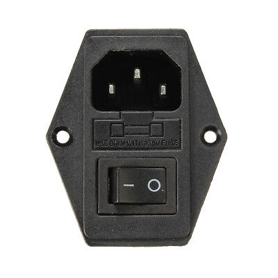 [NEW] 3 in 1 Fuse Power Supply Socket for  Makerbot Ultimaker