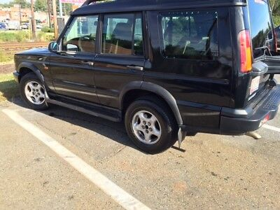 2004 Land Rover Discovery  Fantastic driver.  Garage kept