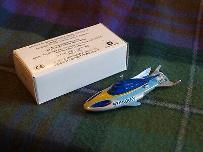 Rare Matchbox Stingray Toy Boxed And Sealed Gerry Anderson - Brand New from 1993