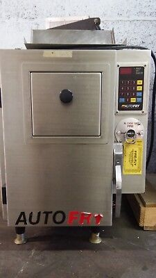 Autofry MTI-10 Ventless Automated Electric Deep Fat Fryer Perfect Fry w/Ansul