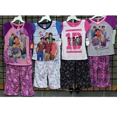 One Direction Girls sizes 4-14 knit pajama 36pcs. [21ODSLPG]