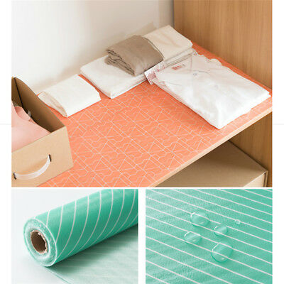 3M Geometry Shelf Paper Cabinet Drawer Liner Kitchen Table Mat Cusion Waterproof