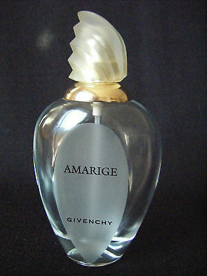Givenchy Amarige 3.3 oz Perfume Bottle - Empty - Excellent Condition