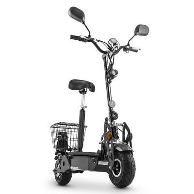 800W ON ROAD LEGAL ELECTRIC SCOOTER BIKE 40 km/h NEW POWERED RIDE ON E-SCOOTER