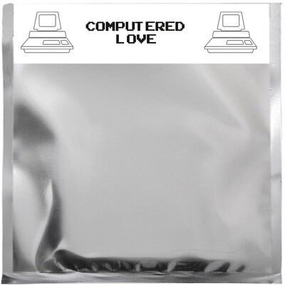 Various - Computered Love 2LP *minimal synth* still sealed