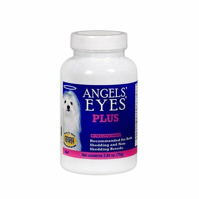 Angels' Eyes Plus Beef Formula 75 gram   Natural Tear Stain Remover for Dogs