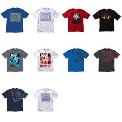 DC Shoe co. boys 8-20 s/s screen t-shirts assortment 48pcs. [DC-boy-48]