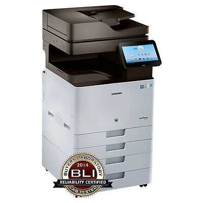 MultiXpress X4300LX Color Multifunction Printer 30/30 PPM for Business