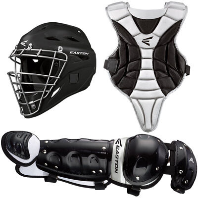 Easton Youth Black Magic Catchers Gear Sets