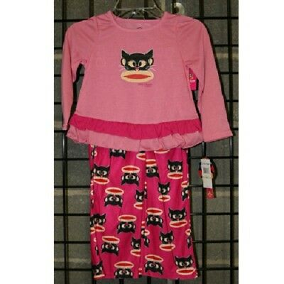 Paul Frank 4-6x flannel pajama 24pcs. [43528102]