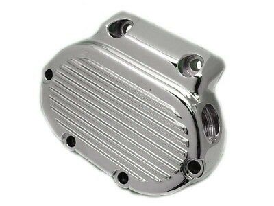 Chrome Replacement Transmission Side Cover for Harley 5-speed FXR 1987-94