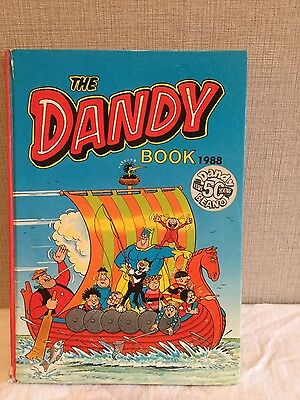 The Dandy Book 1988 Annual