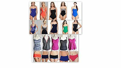 Nwt profile by gottex swimwear wholesale lot of 50 pcs mix assorted Size 6-18
