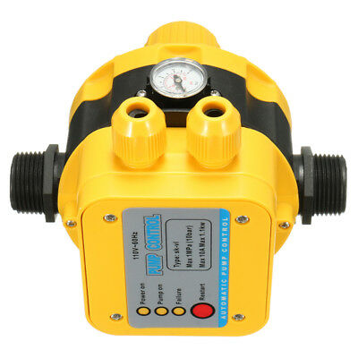 [NEW] 110V IP65 Automatic Water Pump Pressure Controller Electronic Pressure Swi