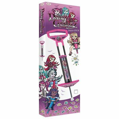 Toyrific Pogo Sticks Boys Girls Great Graphics Jumping Bouncing Exercise Fun New