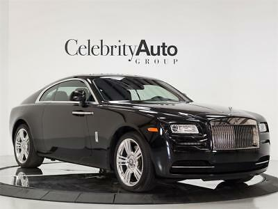 "2015 Rolls-Royce Other Wraith ""Starlight Headliner"" 2015 ROLLS ROYCE WRAITH STARLIGHT HEADLINER"
