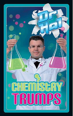 Dr Hal's Chemistry Trumps: Top Science  Card Game