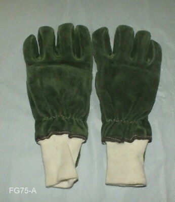 Shelby Structural Firefighters Gloves Size XLarge (FG-75)