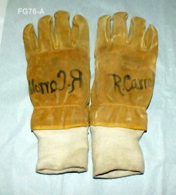 Shelby Structural Firefighters Gloves Size Large (FG-76)
