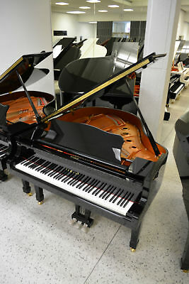 Yamaha C1 Concert Grand Piano - Video Demo Within Listing