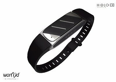 HELO LX SMART WATCH Latest Wearable Health Monitor With Germanium Stones