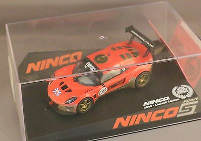 Ninco 50550 - Lotus Exige GT3 NSCC 2009 Limited Edition of 500 with card
