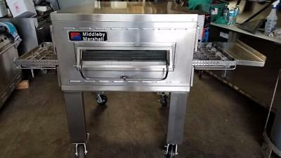 Middleby Marshall PS536E Electric Conveyor Pizza Oven Works Good Clean