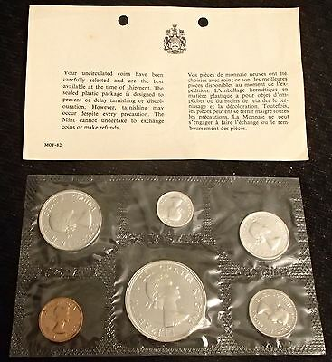 Two 1964 Canadian Proof Like Mint Sets with original cards