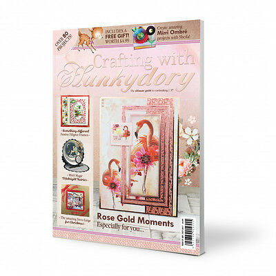 Crafting with Hunkydory Project Magazine - Issue 37 + FREE GIFT