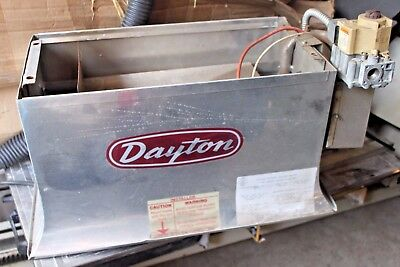 Dayton 3E132D Unvented Infrared Radiant Heater
