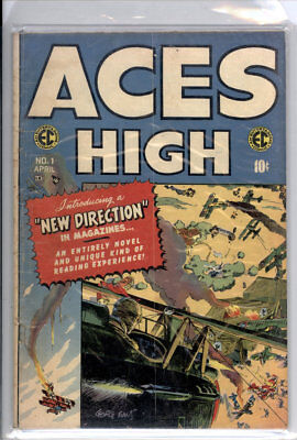 Aces High  # 1
