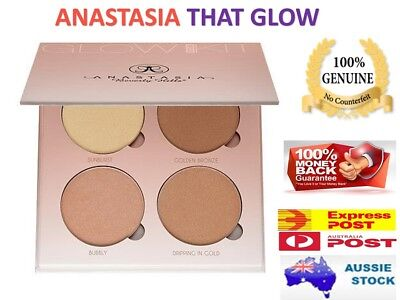 ANASTASIA Beverly Hills THAT GLOW Kit Contour AUTHENTIC