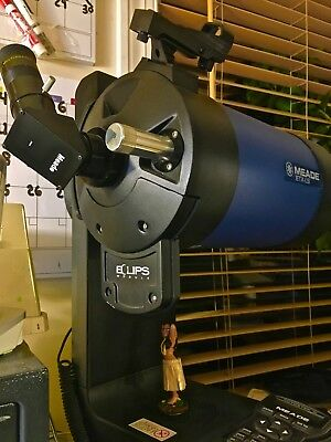 Meade LS 6 ETX Lightswitch with Meade 5000 HD eyepiece set