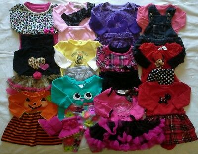 Baby Girls Newborn 0/3 months Fall Winter clothes outfits clothing lot!