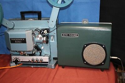 PROJECTOR HEAVEN,  HANIMEX EIKI RT/1  16mm SOUND MOVIE PROJECTOR, SERVICED A1