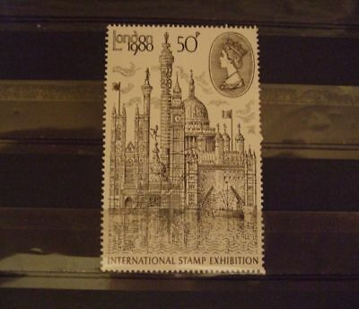 1980- Gb Stamps - London 1980 International Stamp - Mnh