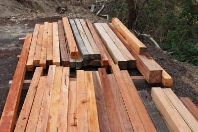 Hardwood Posts | Cut To Order | Any Size | Long Lengths | Salvaged Timber