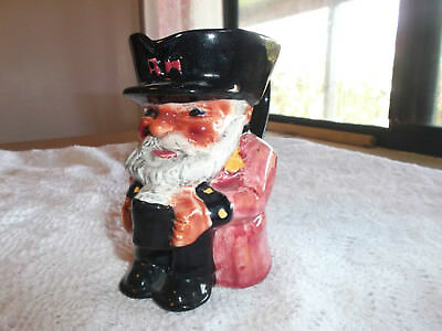 Gorgeous Vintage Toby Jug The Chelsea Pensioner