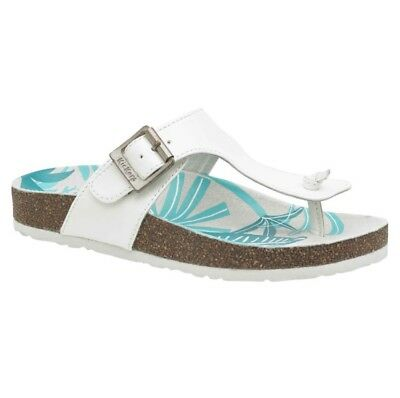 Kickers Magnestor, Mules Fille,  Blanches,33 EU, Neuves