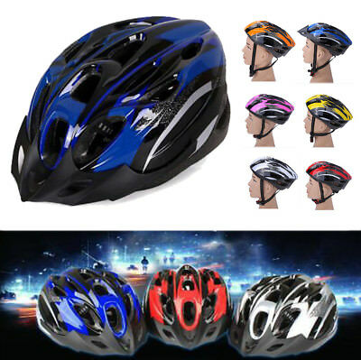 Outdoor Sports Adjustable Safety Helmet Cycling Mountain Bike Bicycle Helmet SD