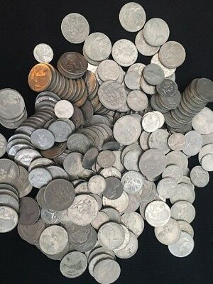 Bulk collection of circulated New Zealand decimal coins, 2.67kg