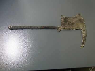 African Kirdi axe not sword Cameroon Provenance Merton Simpson Collection