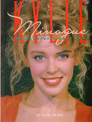 Kylie Minogue, The Girl Next Door