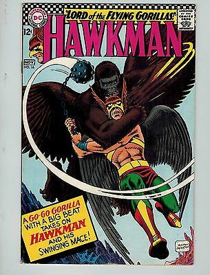 Hawkman #16 (Oct-Nov 1966, DC)! FN6.0+! silver age DC beauty! CHECK IT OUT!