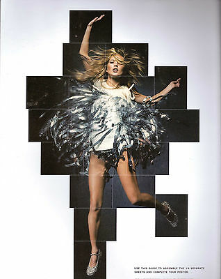 HOT SEXY PHOTO kate moss 19 page poster