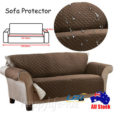 Protector Stretch Sofa Couch Covers Slip Cover 3 Seater Recliner Lounge Couch
