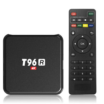 T96R Smart Android 5.1 TV Box RK3229 Quad Core 2.4GHz WiFi Bluetooth4.0 2GB 8GB