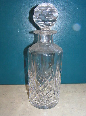 Royal Doulton Crystal JULIA Spirit Decanter