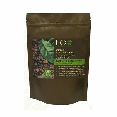 EO Laboratorie Natural Face Body Dry Coffee Scrub 40g