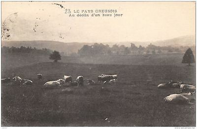 23-Paturage De La Creuse-N°285-D/0331